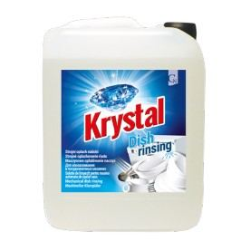 KRYSTAL strojní oplach nádobí 5 l do myček leštidlo