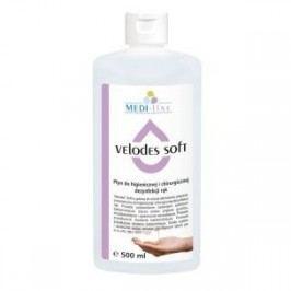 Medi-Line Velodes Soft kapalina pro hygienickou a chirurgickou dezinfekci rukou 500ml