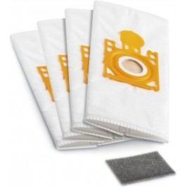 Sáčky do vysavače THOMAS crooSer, 4 kusy v balení + motorový filtr