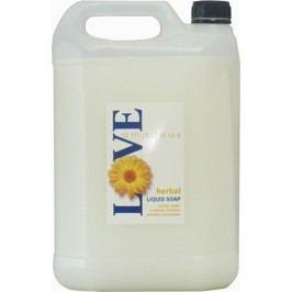 Tekuté mýdlo 5 l AMADEUS LOVE Herbal