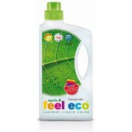 Feel Eco prací gel Color na barevné prádlo - 1,5 l