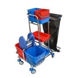 Úklidový vozík KOMBI JOOKY II kompletní výbava 3 ks JEŠTĚ LEPŠÍ CENA!