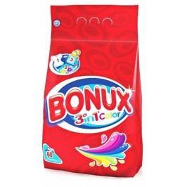 Bonux 6 kg 3 v 1 Color - 80 praní
