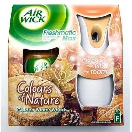 Elektrický osvěžovač Air Wick Freshmatic Max strojek + náplň 250 ml