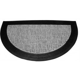 Rohožka koberec-guma EXCELENT 45x75 cm - půlkruh