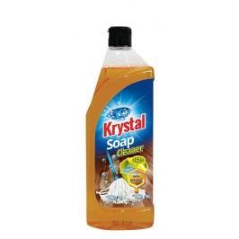 KRYSTAL mýdlový čistič s včelím voskem 0,75 l lesk