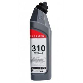 CLEAMEN 310 na WC antibakteriální 0,75 l