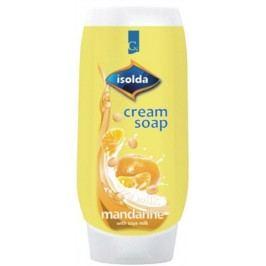 ISOLDA krémové mýdlo mandarinka CLICK AND GO! 500 ml