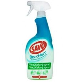 Savo dezinfekce bez chloru víceúčelový sprej 700 ml