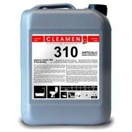 CLEAMEN 310 na WC antibakteriální 5 l