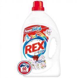 REX gel 2 v 1 color - květ višní - 60 praní 3,38 l