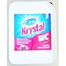 KRYSTAL WC zásaditý na nerez a keramiku s dezichlorem 5 l