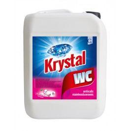 KRYSTAL WC na nerez a keramiku 5 l