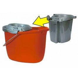 ALLSERVICES Kbelík 15 l + ždímač + kontejner 6L