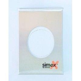 Zásobník hygienických mikrotenových sáčků nerezový mat