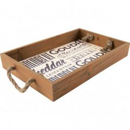 Creative Tops Dřevěný tác | Gourmet Cheese | 45x65cm ID5163956