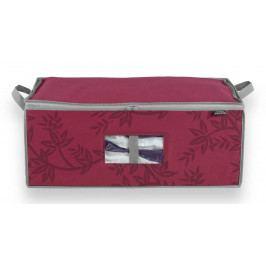 DOMOPAK Living Úložný box s vakuovým pytlem růžový DP913005