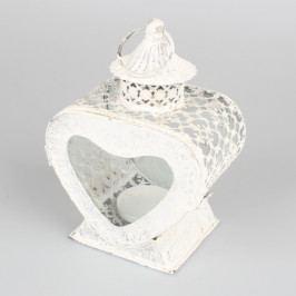 Casa de Engel Kovová lucerna - bílá DAFD50013