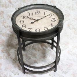 Casa de Engel Stůl s hodinami | 2 Druhy | Kov Velikost: větší