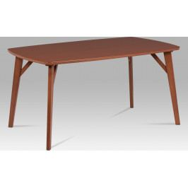 Autronic Jídelní stůl 150x90, barva třešeň AUBT-6440 TR3