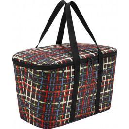 Chladicí taška Reisenthel Černá s barevnými proužky, coolerbag NW774023