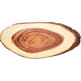 Kitchen Craft Rustikální dřevěné servírovací prkénko IDARTBARKOVAL