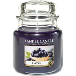Yankee Candle svíčka Černý rybíz   410g
