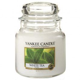 Yankee Candle svíčka Bílý čaj | 410g