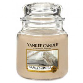 Yankee Candle svíčka Hřejivý kašmír   410g NW1443123