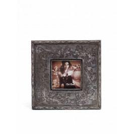 Ego Dekor Fotorámeček | tmavý | zdobený | 15x15cm