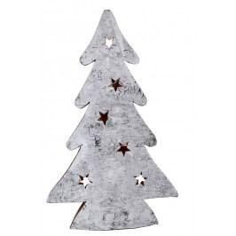 Ego Dekor LED dekorace | vánoční | stromeček | s hvězdami EDEGO-910142