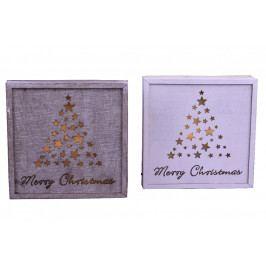Ego Dekor LED dekorace | vánoční | box | Merry Christmas EDEGO-213330