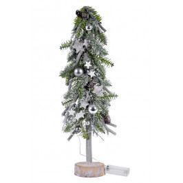 Ego Dekor Dekorativní stromek | jedle | s ozdobami | více velikostí Velikost: větší EDEGO-960428