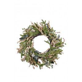 Ego Dekor Věnec | vánoční | zdobený | 60cm