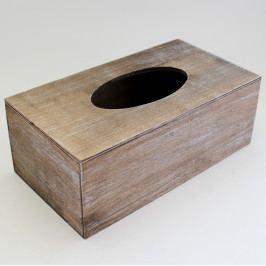 KLIA Krabice na kapesníky   dřevo