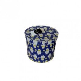 Kazeto Úložná krabice s víkem | výpravčí | DecorPlay Barva: modrá KZ1108553-0025-8301