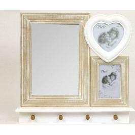 Autronic Set fotorámečků se zrcadlem