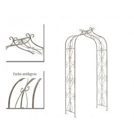 DENK GESCHENKE Opora pro růže Cento | 225x109x43cm DG19100