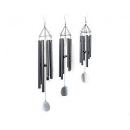 DENK GESCHENKE Zvonkohra | Lino | kov | černá | stříbrná | varianty Velikost: střední DG21661/STR