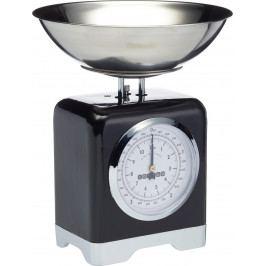 Kitchen Craft Kovová váha Lovello černá IDLOVSCALESBLK
