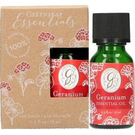 Greenleaf Esenciální olej Geranium IDEO-GERANIUM