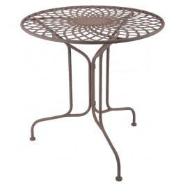 ESSCHERT DESIGN Kulatý zahradní stolek   kovový EDZEE-MF007