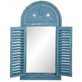 ESSCHERT DESIGN Francouzské zrcadlo | 2 varianty Barva: modrá