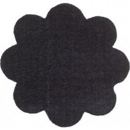 Hanse Home Collection koberce Rohožka Soft & Clean 102463 kytka Rozměry koberců: 67x67 tvar kytka