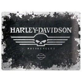 Plechová cedule Harley Davidson Motocycles II 30x40cm Rozměry: 30x40cm