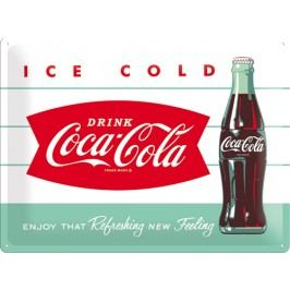 Plechová cedule Coca Cola Box Rozměry: 30x40cm