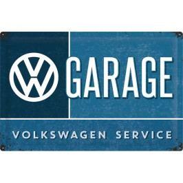 Plechová cedule Volkswagen Garage Rozměry: 40x60cm