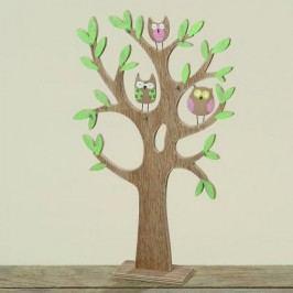 Strom Alba dřevotříska 41cm