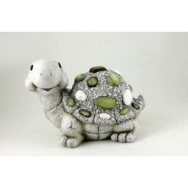 Želva 39x30x27 cm keramika