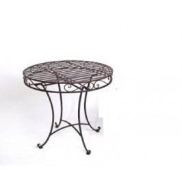 Stůl Roma hnědý 70x75 cm